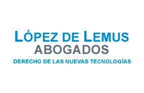 logotipo lopez de lemus abogados