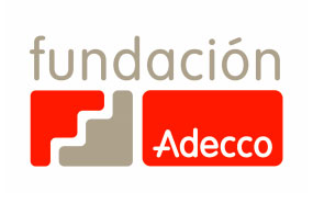 logotipo fundación adecco