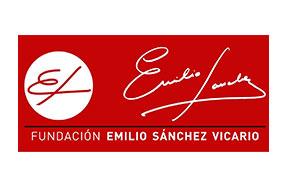 logotipo fundación sanchez vicario