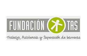 logotipo fundación tas