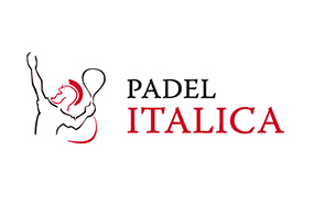 logotipo padel itálica