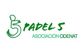 logotipo padel5