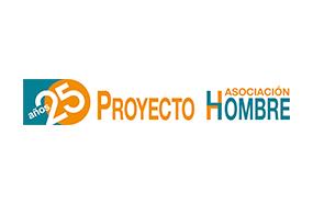 logotipo proyecto hombre
