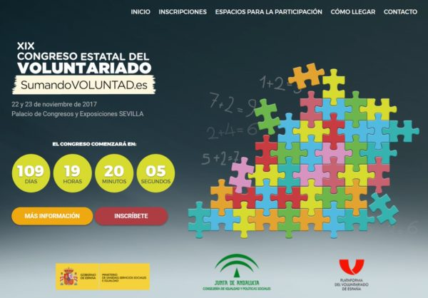 2017_XIX Congreso EStatal Voluntariado